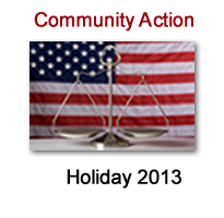 Community Action banner