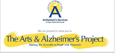 Arts and Alzheimers Project ad