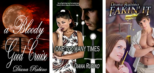 Books by Diana Rubino on sale at amazon.com