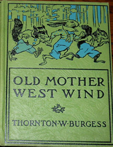 Old Mother West Wind book cover