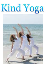 Kind Yoga ad
