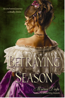 Cover of book, Betraying Season by Marissa Doyle