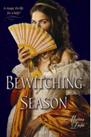 Cover of the book, Bewitching Season, by Marissa Doyle