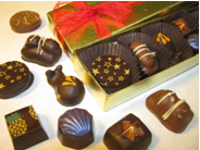 Chocolates from Cape Cod