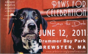 Paws for Celebration ad