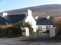 The Heinrich Theodor Böll cottage, Achill Island