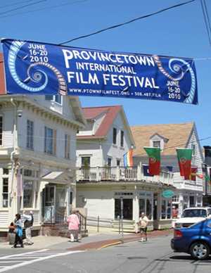 Provincetown Film Festival ad