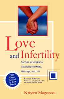 Love and Infertility book cover