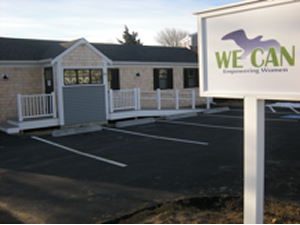 The new home of WE CAN is located at 783 Route 28, in Harwichport