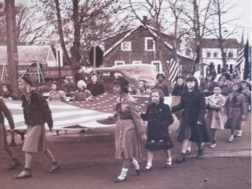 The Girl Scouts of the U.S.A. are celebrating their Centennial this year