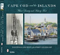 Cape and Islands book