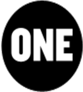 The ONE organization logo